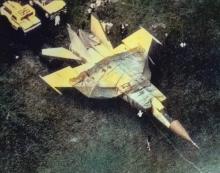 ベレンコ中尉が亡命に使ったMiG-25P
