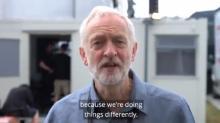 英・労働党ジェレミー・コービン党首