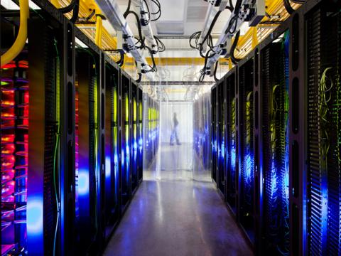 Googleデータセンター